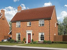 4 bed detached house for sale in The xxx At St James Park, Off Cam Drive, Ely CB6