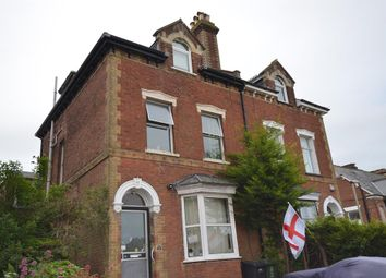 Thumbnail 1 bedroom flat for sale in St. James Road, Exeter