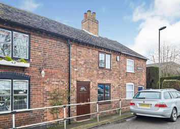 Thumbnail 2 bed terraced house for sale in Common Road, Church Gresley, Swadlincote, Derbyshire
