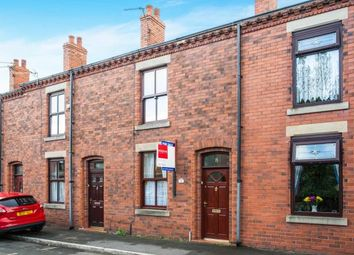 Thumbnail 2 bed terraced house for sale in Mill Lane, Leigh, Greater Manchester