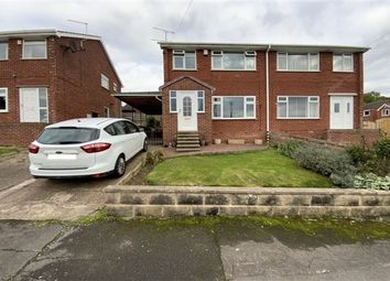 Thumbnail 3 bed semi-detached house for sale in Orchard Lea Drive, Aston, Sheffield
