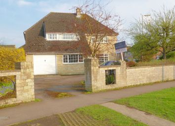 Thumbnail 5 bed detached house for sale in Churchill Road, Bicester