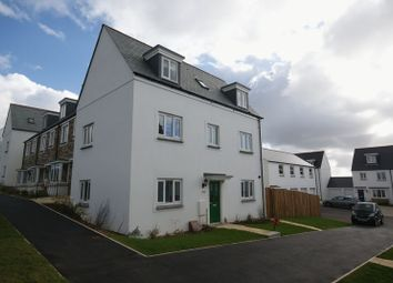 Thumbnail 4 bed detached house for sale in Laroche Walk, Bodmin