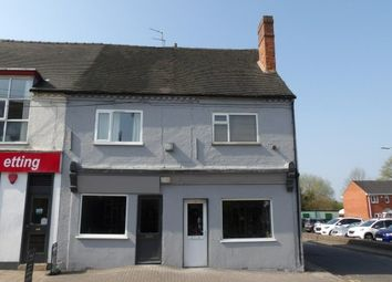 Thumbnail 1 bed flat to rent in Hednesford Road, Heath Hayes