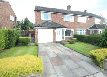 Thumbnail 4 bed semi-detached house for sale in Wythenshawe Road, Wythenshawe, Manchester