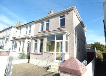 Thumbnail 3 bedroom semi-detached house for sale in Beacon Park, Plymouth, Devon