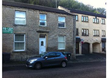 Thumbnail 1 bed flat to rent in 37 Bankwell Road, Huddersfield