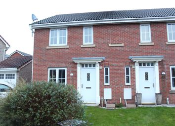 Thumbnail 3 bed semi-detached house to rent in Marine Crescent, Buckshaw Village, Chorley