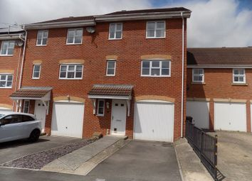 Thumbnail 3 bedroom terraced house for sale in Waggoner Close, Swindon