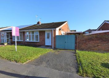 Thumbnail 2 bed bungalow to rent in Sutton Road, Admaston, Telford