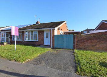 Thumbnail 2 bed bungalow to rent in Sutton Road, Admaston, Telford