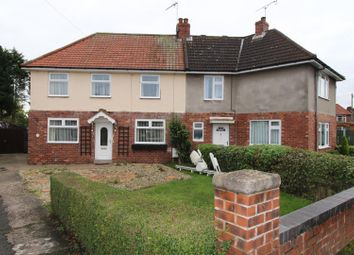 Thumbnail 3 bedroom semi-detached house for sale in Cross Street, Langold, Worksop