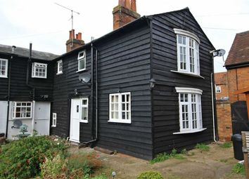 Thumbnail 1 bed cottage for sale in Mimram Walk, Welwyn, Welwyn, Hertfordshire