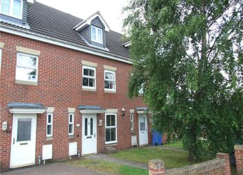 Thumbnail 3 bedroom town house to rent in Station Road, Spondon, Derby