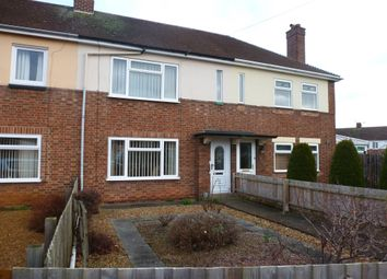 Thumbnail 2 bed terraced house for sale in Mildmay Road, Peterborough