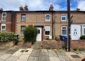 Thumbnail 2 bed terraced house for sale in Eustace Road, Ipswich