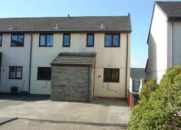Thumbnail 2 bedroom end terrace house for sale in Cherry Tree Mews, St. Austell