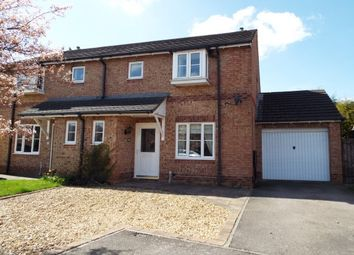 Thumbnail 3 bed semi-detached house to rent in Sildale Close, Darlington