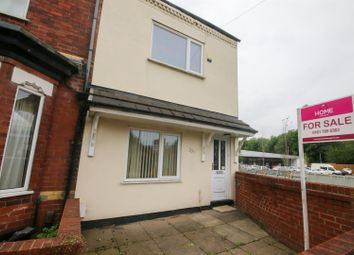 Thumbnail 2 bed end terrace house for sale in Worsley Road, Eccles, Manchester