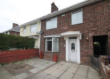 Thumbnail 3 bed terraced house for sale in The Beechwalk, Liverpool