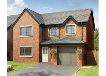 Thumbnail 4 bed detached house for sale in Falcon Rise, Congleton