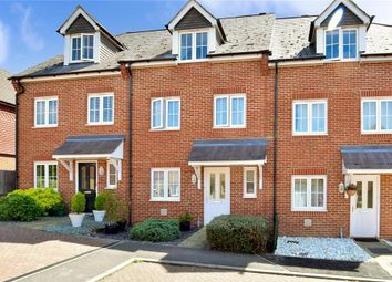 Thumbnail 3 bed town house for sale in Garland Close, Petworth, West Sussex