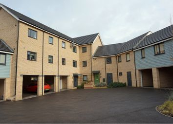 Thumbnail 2 bedroom flat for sale in Westland Close, Cambourne, Cambridge