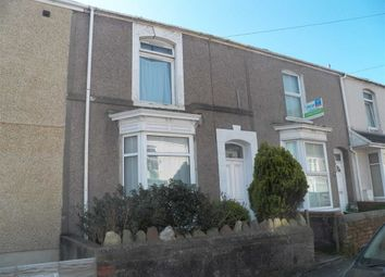 Thumbnail 5 bedroom terraced house for sale in Marlborough Road, Brynmill, Swansea