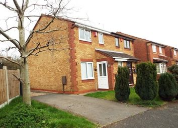 Thumbnail 2 bed property to rent in Sherbourne Drive, Branston, Burton-On-Trent