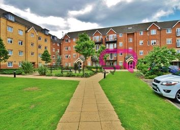 Thumbnail 2 bed flat for sale in Omega Court, London Road, Romford