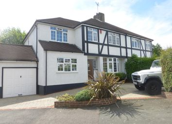Thumbnail 4 bed semi-detached house for sale in Sundale Avenue, South Croydon