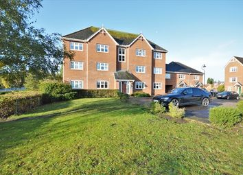 Thumbnail 2 bed flat for sale in Wespall House, Fleet, Hampshire
