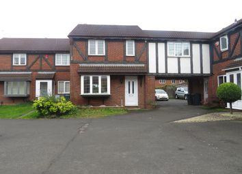 Thumbnail 3 bed end terrace house for sale in Harebell Close, Walsall