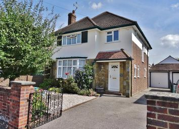 Thumbnail 4 bedroom detached house for sale in Cissbury Road, Broadwater, Worthing