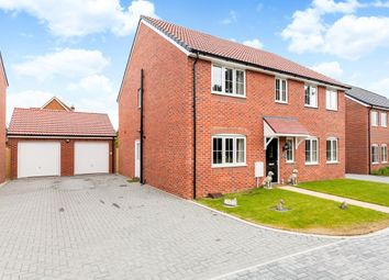 Thumbnail 5 bed property to rent in Bourne Way, Burbage, Marlborough