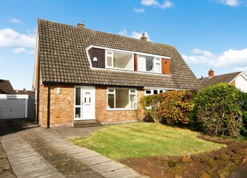 Thumbnail 3 bed semi-detached house for sale in St. James Avenue, Upton, Chester