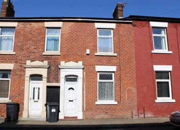 Thumbnail 2 bedroom terraced house for sale in Wildman Street, Preston