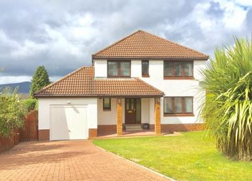 Thumbnail 4 bed detached house for sale in Paddockdyke, Skelmorlie, North Ayrshire, Scotland