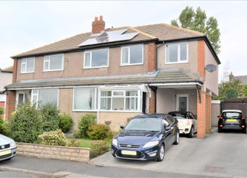 Thumbnail 4 bed semi-detached house for sale in Deer Croft Crescent, Salendine Nook, Huddersfield
