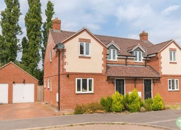 Thumbnail 3 bed semi-detached house for sale in Coopers Close, Littleworth, Oxford