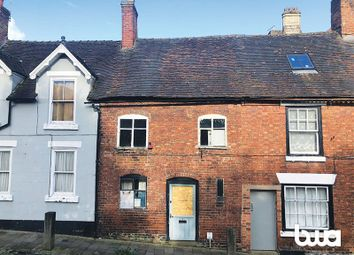 Thumbnail 2 bed terraced house for sale in 4 Church Street, Market Drayton, Shropshire