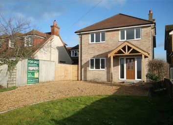 Thumbnail 4 bed detached house for sale in Hookhams Lane, Renhold, Bedford