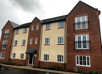 Thumbnail 2 bed flat to rent in Cameron Avenue, Whittingham, Preston