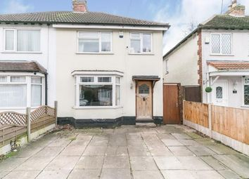 Thumbnail 3 bedroom semi-detached house for sale in Merrions Close, Birmingham, West Midlands