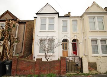 Thumbnail 3 bed end terrace house for sale in Woodville Road, Thornton Heath, Surrey
