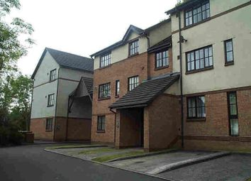Thumbnail 2 bed flat to rent in Crabtree Close, Crabtree, Plymouth, Devon