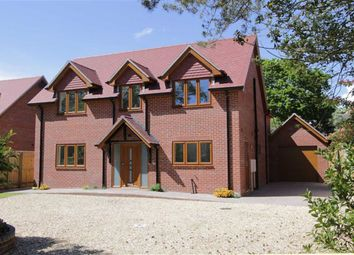 Thumbnail 4 bed property for sale in Shorefield Crescent, Milford On Sea, Lymington
