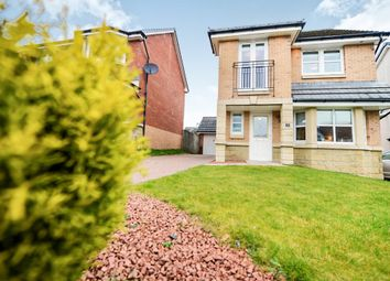 3 bed detached house for sale in Finch Grove, Coatbridge ML5
