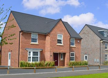 "Thumbnail 4 bed detached house for sale in ""Winstone"" at Poppyfields Way, Brackley"