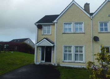 Thumbnail 3 bed semi-detached house for sale in 115 Foxhills, Letterkenny, Donegal